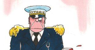 Karikatura: Ludo Goderis (15. Zemunski salon karikature)