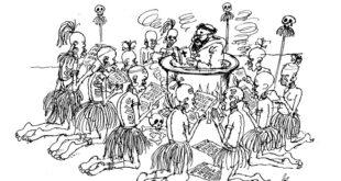 Karikatura: Zbigniew Ziomecki (13. Zemunski salon karikature)