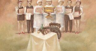 Karikatura: Crihana (15. Zemunski salon karikature)
