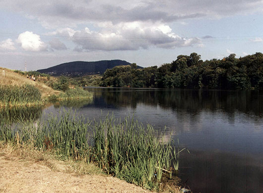 Jezero Pariguz