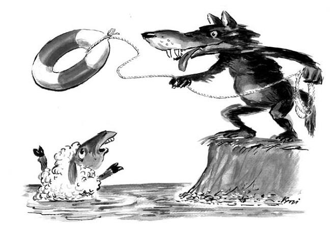 Karikatura: Ivan Kutuzov (10. Zemunski salon karikature)