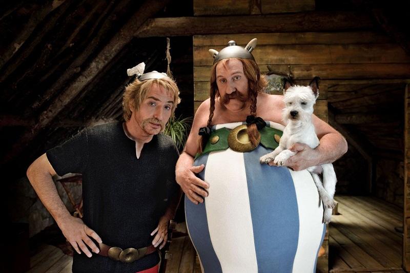 Asteriks i Obeliks u Britaniji