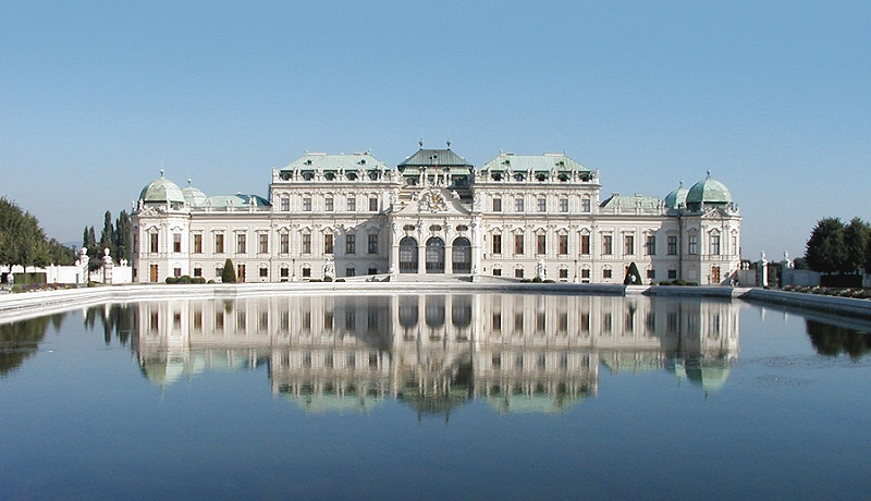 © Dvorac Belvedere