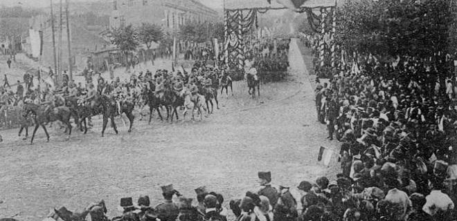 Beograd i Balkanski ratovi