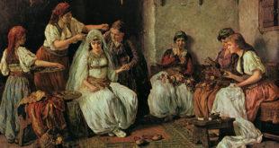 Paja Jovanović - Kićenje neveste
