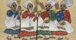 Savremeno etiopsko slikarstvo iz zbirke Seferović