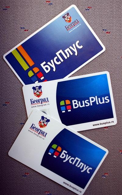 BusPlus kartice