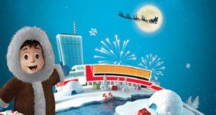 Ušće Čarobni grad - Polarna avantura