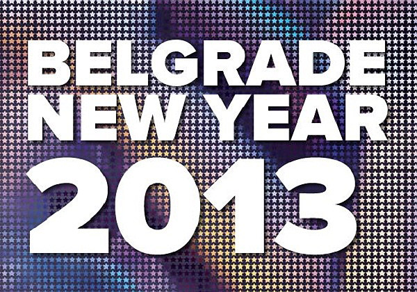 Belgrade New Year 2013