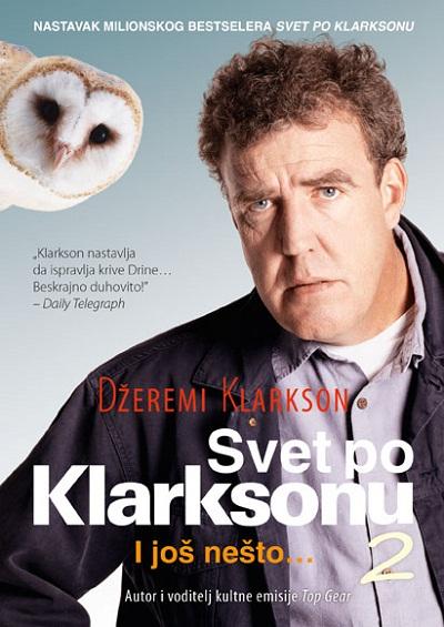 Čarobna knjiga: Džeremi Klarkson - Svet po Klarksonu 2