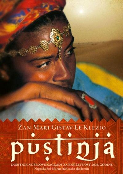 Čarobna knjiga: Žan-Mari Gistav Le Klezio - Pustinja