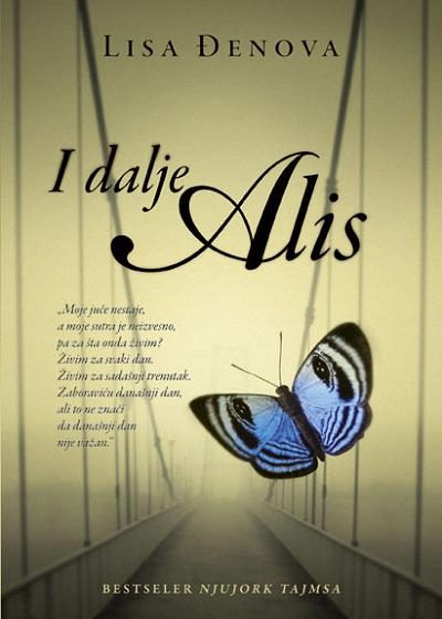 Čarobna knjiga: Lisa Đenova - I dalje Alis