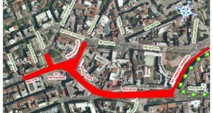 Izmena režima saobraćaja - gradski doček Nove godine