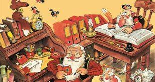 Kreativni centar: Mauri Kunas - Deda Mraz