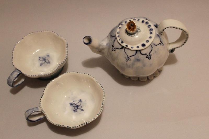 Tea Time: Iva Brkić - Mali čajnik