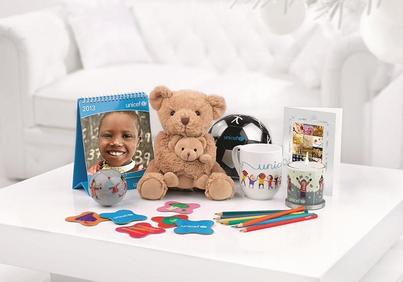 UNICEF čestitke i pokloni