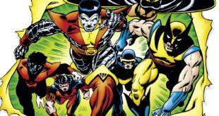Čarobna knjiga: X-Men