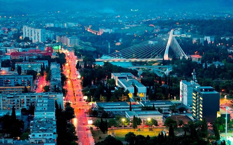 Podgorica (foto: podgorica.me)