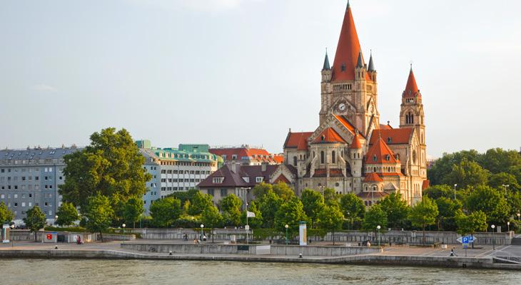 Razgledanje Beča (© DDSG Blue Danube GmbH)
