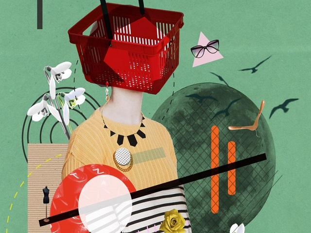Moda za poneti (deo plakata Ivane Đukić)
