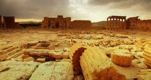 Palmira - pogled iz vasione
