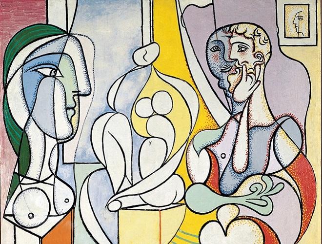 Pablo Pikaso - Vajar (1931.); detalj