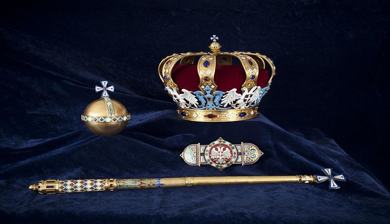 Insignije kralja Petra I Karađorđevića
