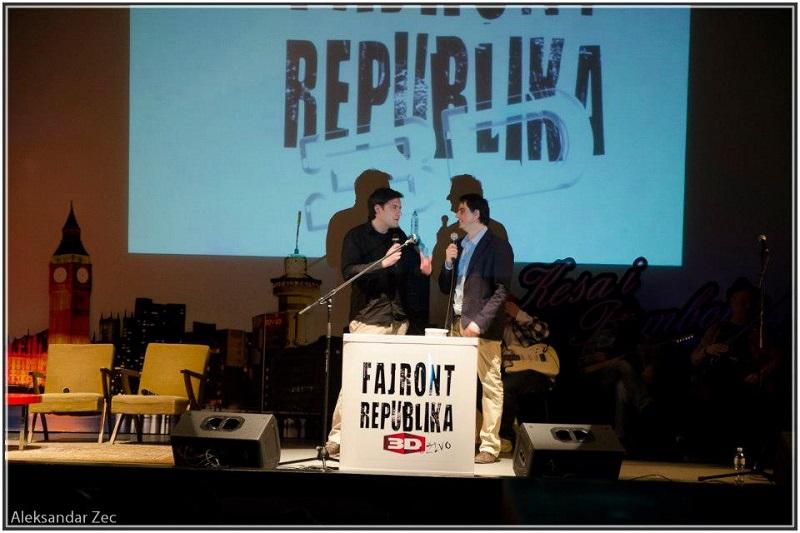 Fajront Republika (foto: Aleksandar Zec)