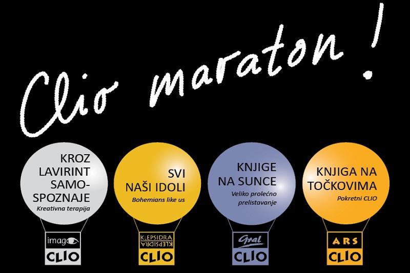 Clio dan knjige