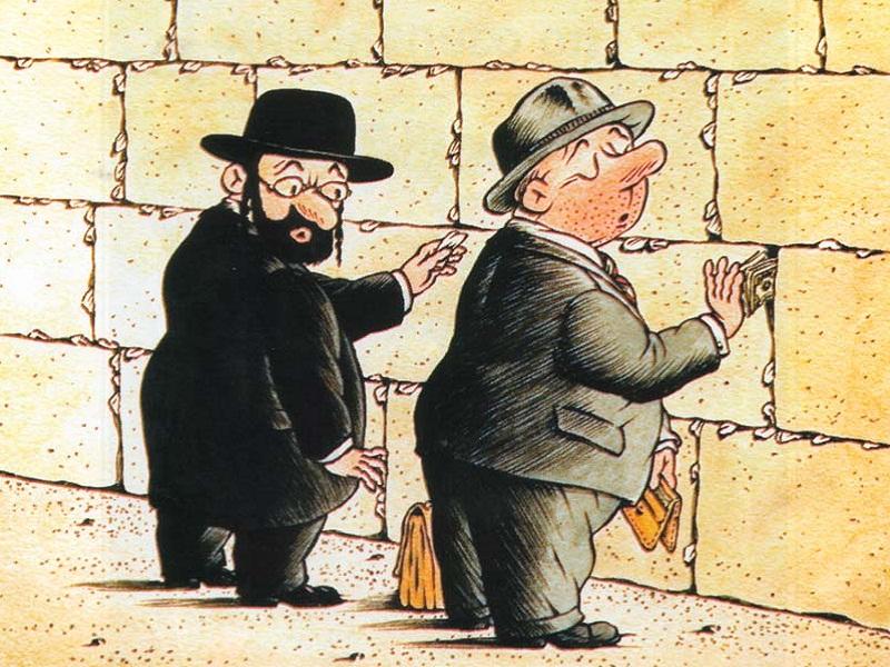 Jury Kosobukin - karikatura