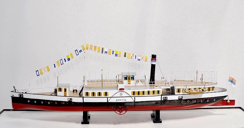 Model broda Deligrad