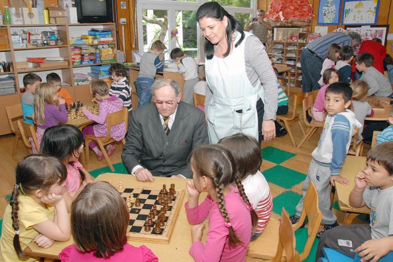 Šah u vrtiću