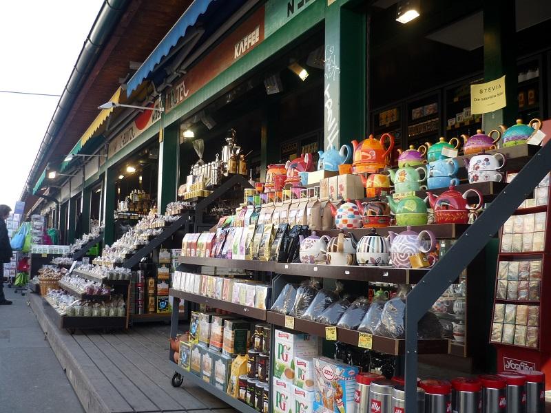 Našmarkt - Beč (foto: Evi Brezina)