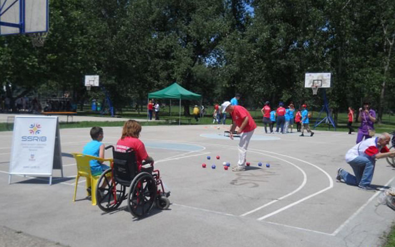 Sportske aktivnosti osoba sa invaliditetom (foto: ssrib.rs)