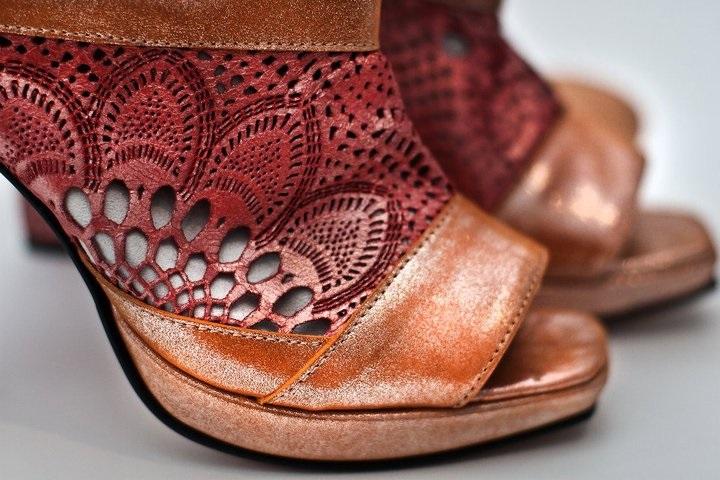 Lidija Jovanović, cipele