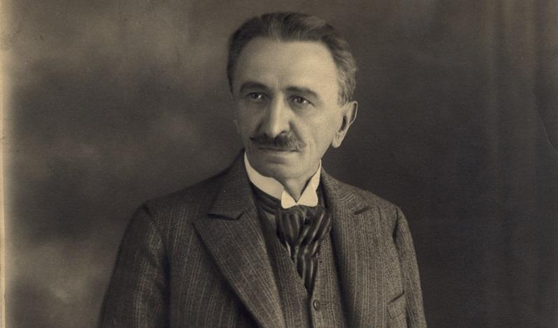 Branislav Nušić (foto: Muzej grada Beograda)