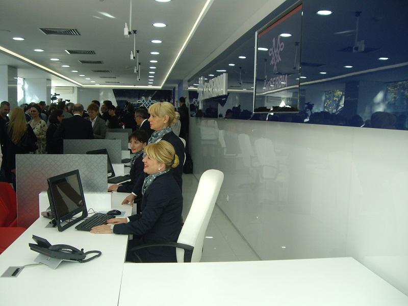 Air Serbia - poslovnica (foto: danubeogradu.rs)