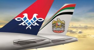 Air Serbia - Etihad Airways