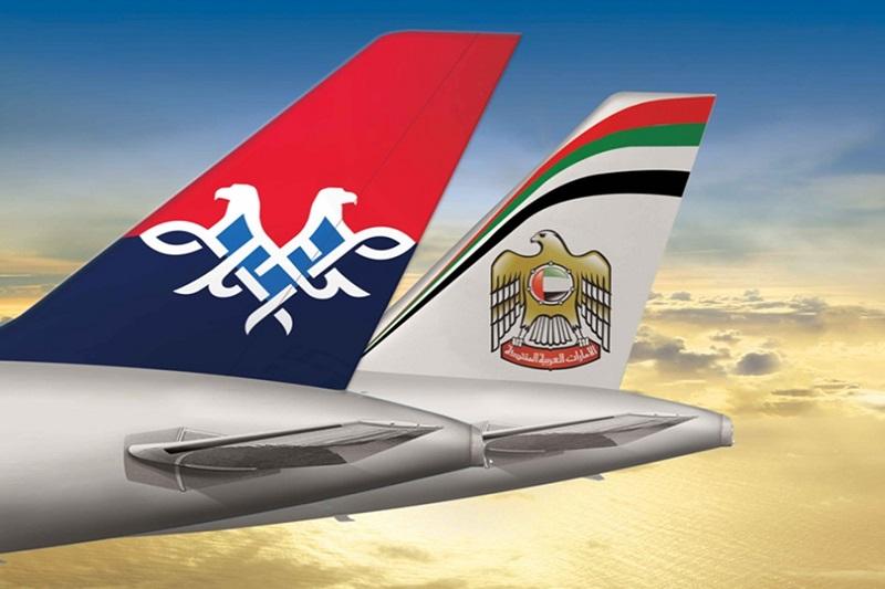 Air Serbia - Etihad Airways