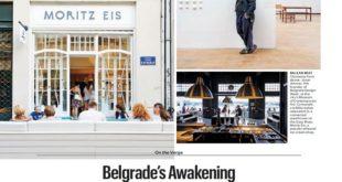 Njujork Tajms - preporod Beograda