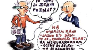 Zemunski salon karikature - Duško Katić Dukat