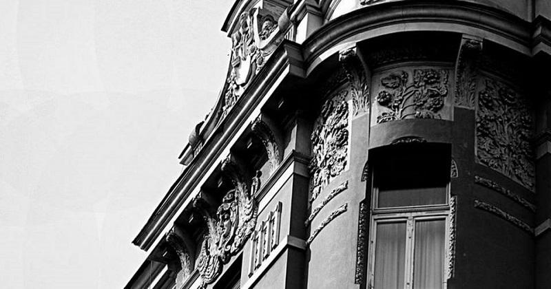 Beogradske fasade (foto: Ivana Botić)
