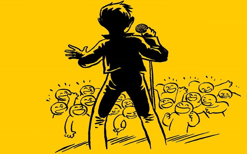 Stand up - konkurs