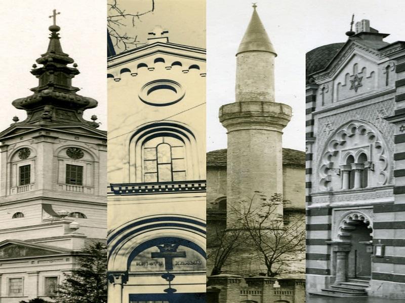 Verski objekti u Beogradu