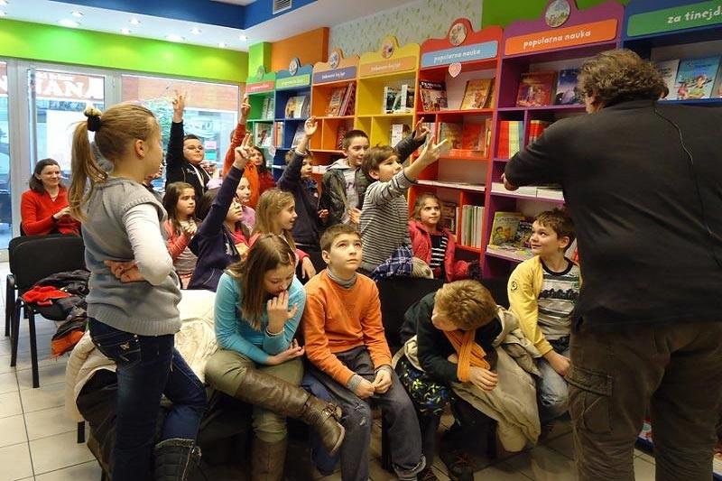 Klub knjižara - Kreativni centar