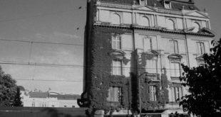 Zgrada u Pariskoj (foto: Nenad Mandić)