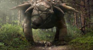 Šetnja sa dinosaurusima