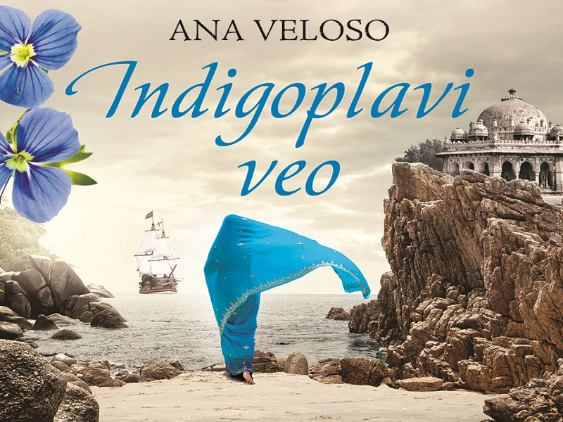 Vulkan: Ana Velozo - Indigoplavi veo