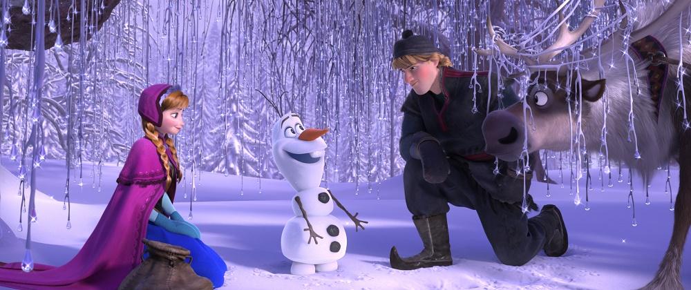 Zaleđeno kraljevstvo (Frozen)