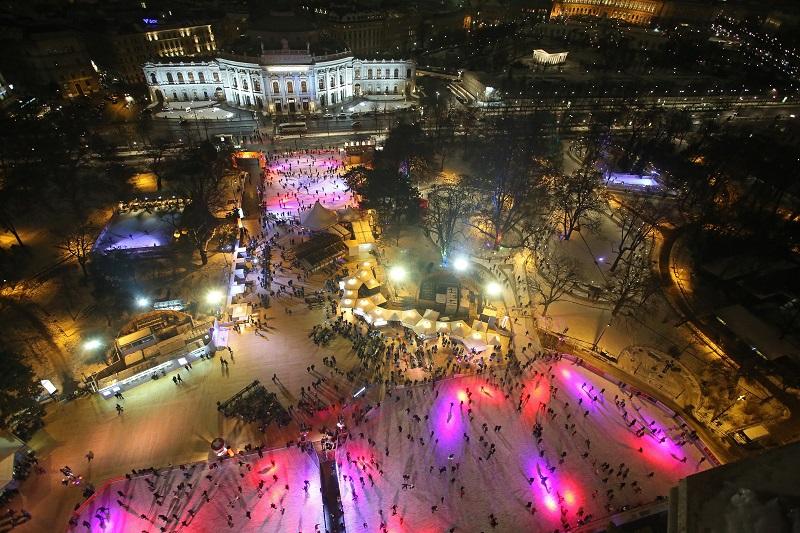 Bečki ledeni san (foto: Stadt Wien Marketing)